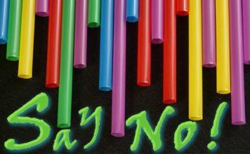 Stop Using Plastic Straws at Restaurants