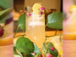 Sweet Rose Lemonade