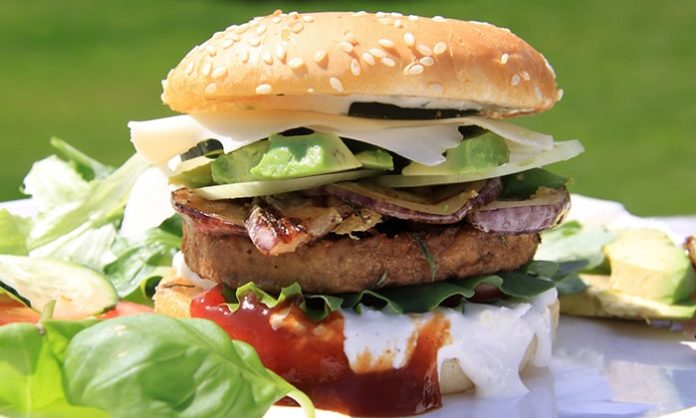 Not All Veggie Burgers are Vegan