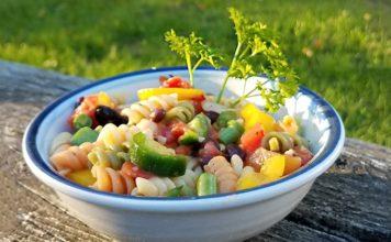 Plant-based Pasta Salad