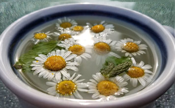 Chamomile Mint Tea