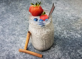 Easy Chia Pudding