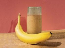 Two-Ingredient Banana Smoothie