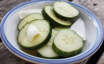 Cucumbers and Vinegar