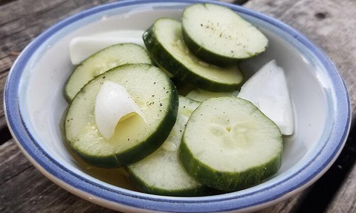 Cucumbers and Vinegar