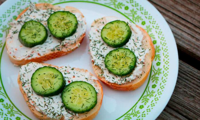 Dill Cucumber Cream