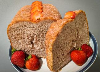 Strawberry Sweet Bread