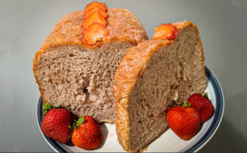 Strawberry Sweet Bread